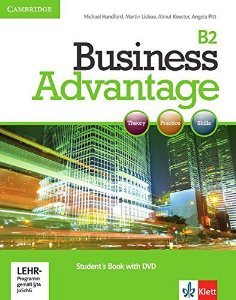 Business Advantage Student's Book Upper Intermediate