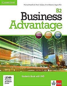 Business Advantage Student's Book Upper Intermediate