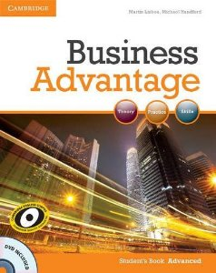 Business Advantage Advanced Student's Book