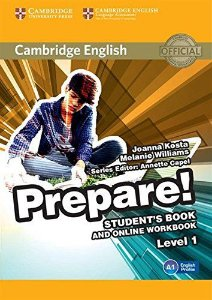 Cambridge English Prepare! Student's Book
