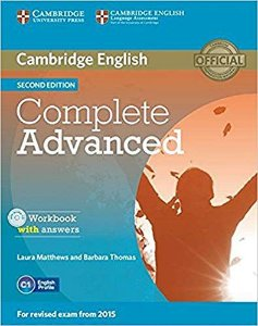 Complete Advanced Workbook With Answers