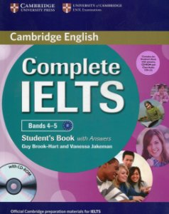Complete Ielts Bands 4-5 B1 Workbook With Answers