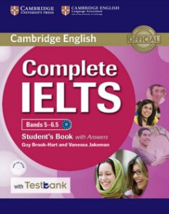 Complete Ielts Bands 5.6.5 B2 Student's Book With Answers