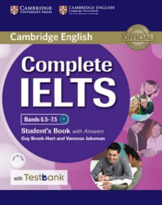 Complete Ielts Bands 6.5-7.5 C1 Student's Book With Answers