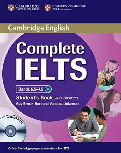 Complete Ielts Bands 6.5-7.5 C1 Workbook With Answers
