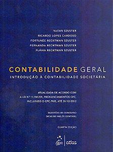 Contabilidade Geral - Introdução À Contabilidade Societária