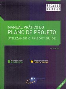 Manual Prático Do Plano De Projetos