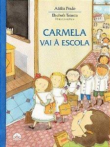Carmela Vai À Escola