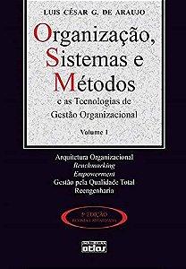 Organização, Sistemas E Métodos E As Tecnologias De Gestão