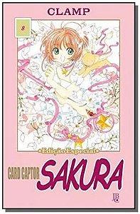 Card Captor Sakura 8 - Edição Especial