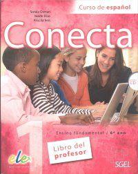 Conecta 1 - Libro Del Profesor