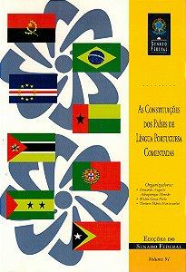 As Constituições Dos Países De Língua Portuguesa Comentadas