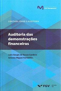 Auditoria Das Demonstrações Financeiras