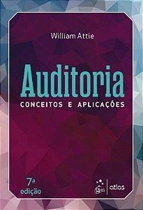 Auditoria - Conceitos E Aplicações