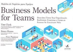Business Model for Teams - Modelos de Negócios para Equipes