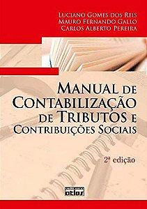 Manual De Contabilização De Tributos E Contribuições Sociais