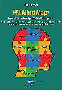 PM Mind Map. A Gestão Descomplicada De Projetos