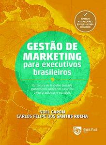 Gestão De Marketing - Para Executivos Brasileiros - 1º 2018