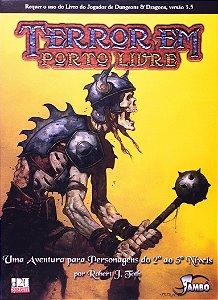 Terror Em Porto Livre - Volume 2