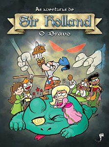 As Aventuras De Sir Rolland - O Bravo