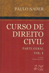 Curso De Direito Civil Parte Geral Vol 1