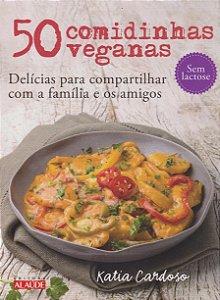 50 Comidinhas Veganas