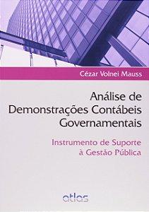 Análise De Demonstrações Contábeis Governamentais - Instrumento De Suporte À Gestão Pública