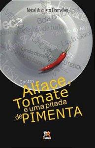 Alface, Tomate E Uma Pitada De Pimenta