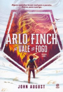 Arlo Finch: No vale do Fogo
