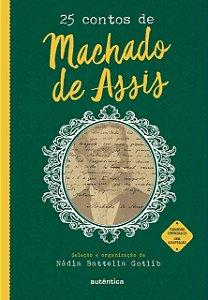 25 contos de Machado de Assis (Clássicos Autêntica)