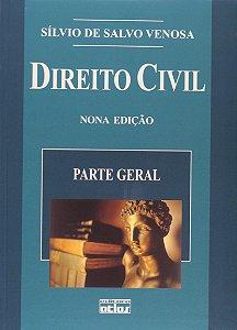 Direito Civil. Parte Geral - Volume 1