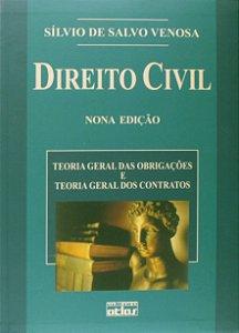 Direito Civil. Teoria Geral Das Obrigações E Teoria Geral Dos Contratos - Volume 2