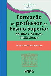 Formação do professor do Ensino Superior