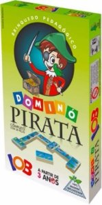Dominó IOB - Pirata
