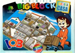 Big Block IOB - Decore a Casa