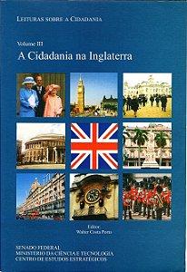 A Cidadania na Inglaterra - Vol III
