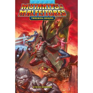Mutantes & Malfeitores 3ª Edição