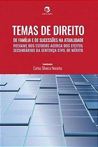 Temas de Direito de Família e de Sucessões na Atualidade