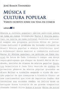 Música e cultura popular: vários escritos sobre um tema em comum