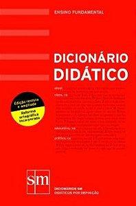 Dicionário Didático. Português. Ensino Fundamental