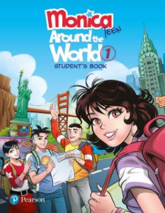 Monica Teen: Around The World Student Book 1 - Pack: Student's Book - Pack