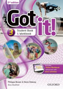Got It! 3 - Students Book and Workbook With Online - 02Edition