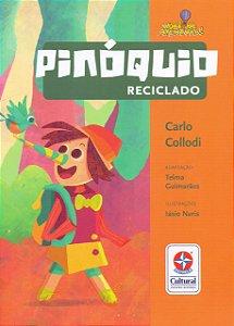 Pinóquio reciclado