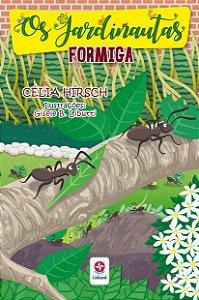 Os Jardinautas Vol. 2 - Formiga, minhoca e caracol