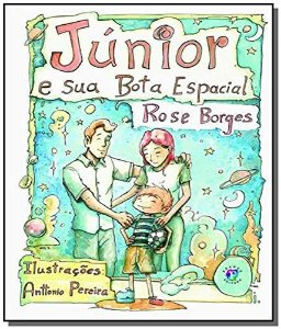 Junior e Sua Bota Espacial