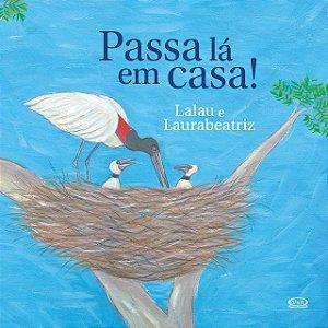 PASSA LÁ EM CASA