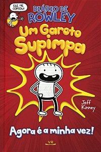 DIÁRIO DE ROWLEY: UM GAROTO SUPIMPA
