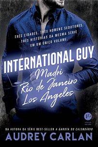 International Guy: Madri, Rio de Janeiro, Los Angeles (Vol. 4)