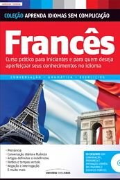 Coleção Aprenda Idiomas Sem Complicação - Francês - Edição Revisada