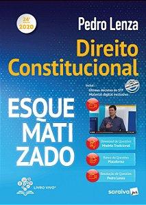 Direito Constitucional Esquematizado 2020